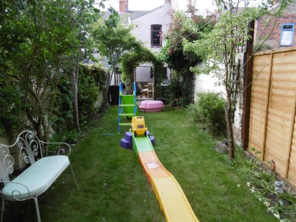 LAWNED AREA
