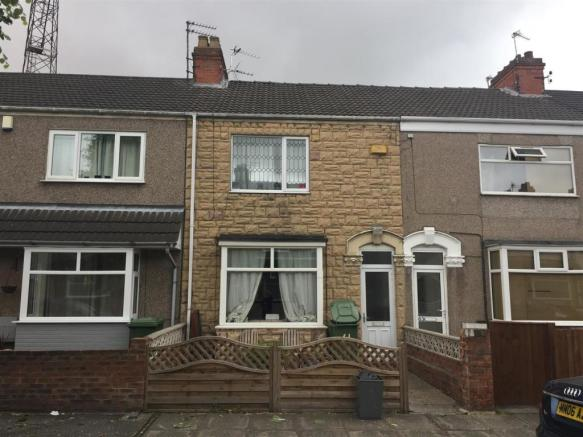 61 Blundell Avenue, Cleethorpes Front 3.JPG