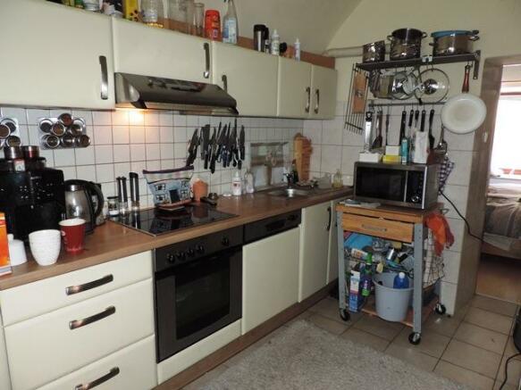 GF kitchen