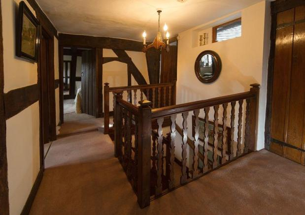 4 bedroom cottage for sale in much wenlock tf13 - How much to move a 4 bedroom house ...