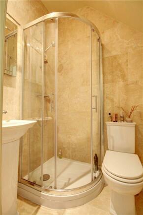 Cottage Shower Room