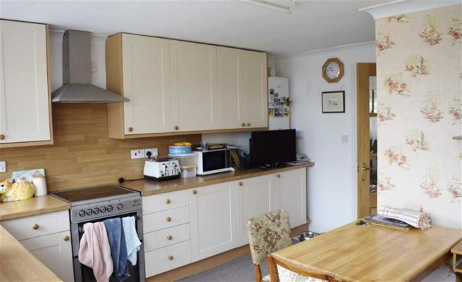2nd View Of Dining Kitchen