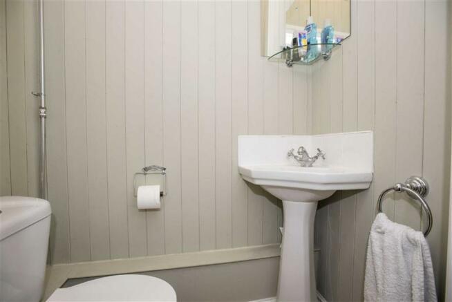 Master Bedroom WC