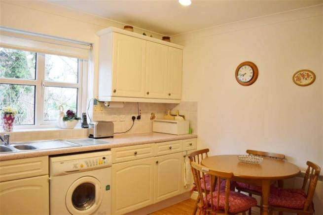 Second Image of Dining Kitchen