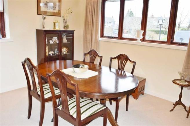 Dining Room or Fourth Bedroom