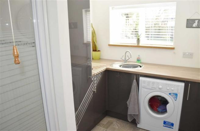 Shower/Utility Room