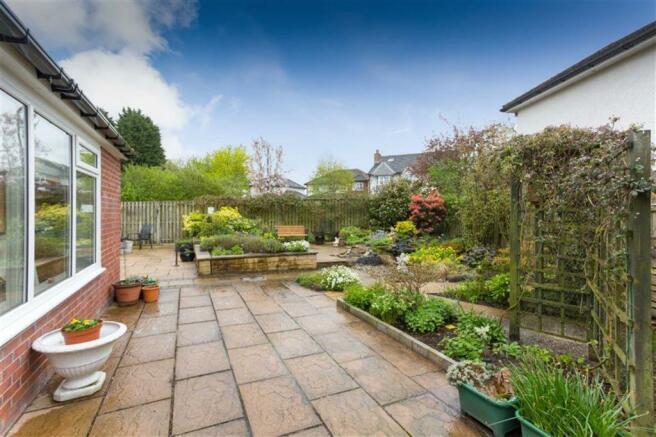 Rear Garden Second Image
