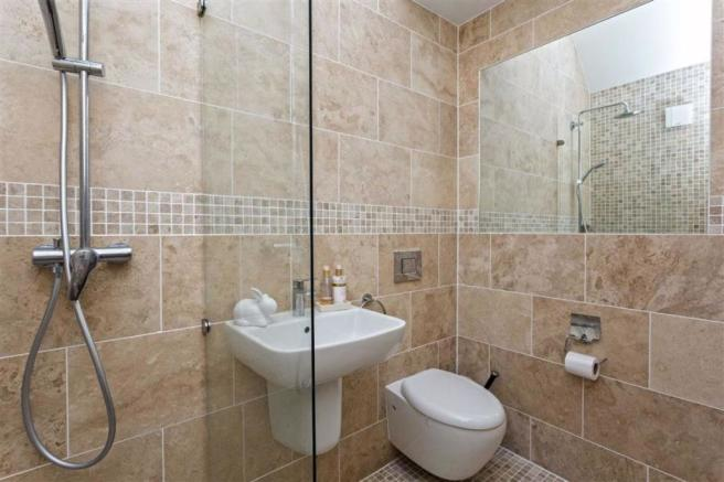 Wet Room with WC