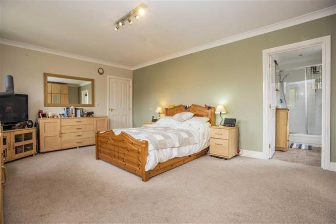 Master Bedroom Second Image