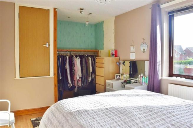 Second View of Bedroom One