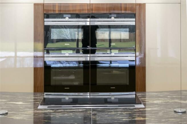 Dual Siemens Oven