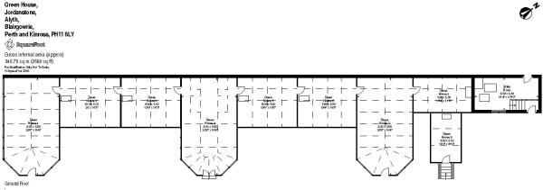Greenhouse Floorplan