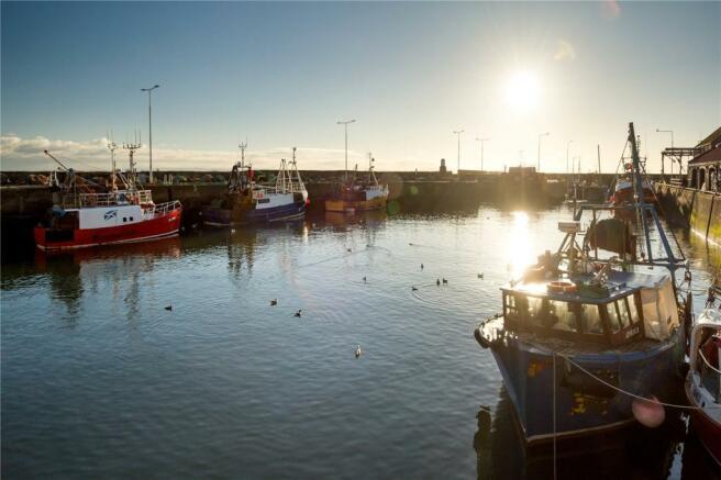 Pittenweam Harbour