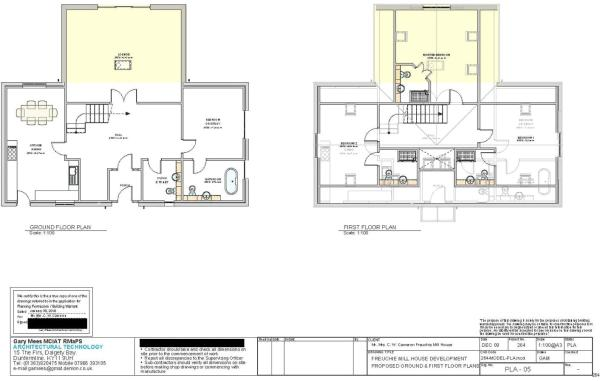Lot 2 Proposed