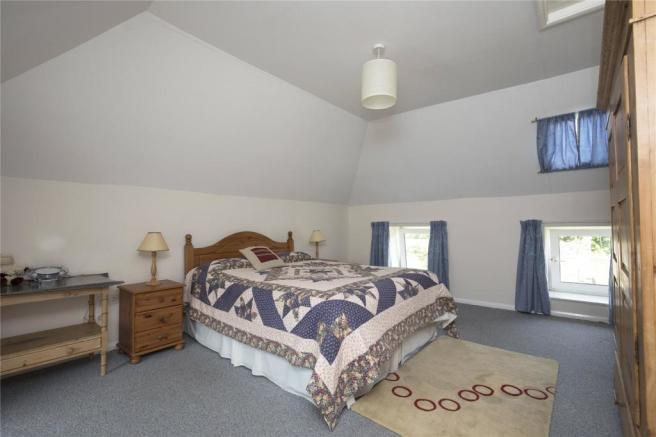 The Granary- Bedroom