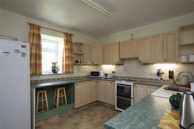 The Granary- Kitchen