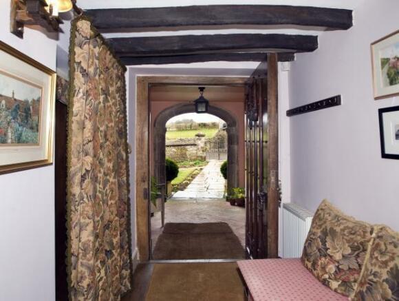 View - Front Door