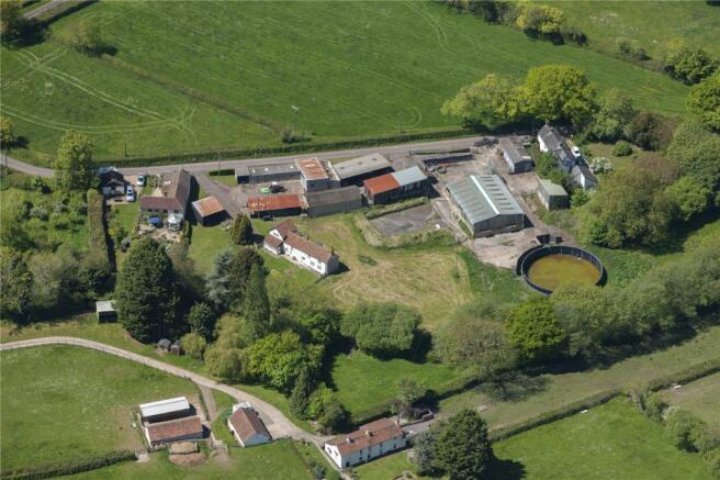 Lot 7 Farm Aerial