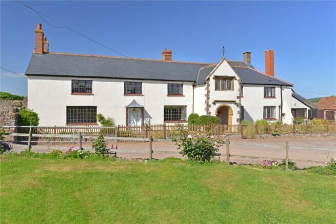 Marshwood Farmhouse