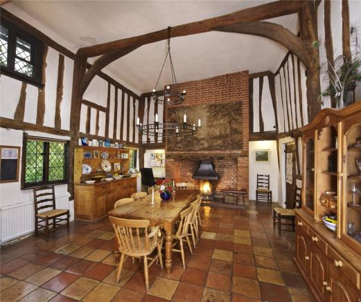 10 Bedroom Detached House For Sale In Hall Lane, Otley