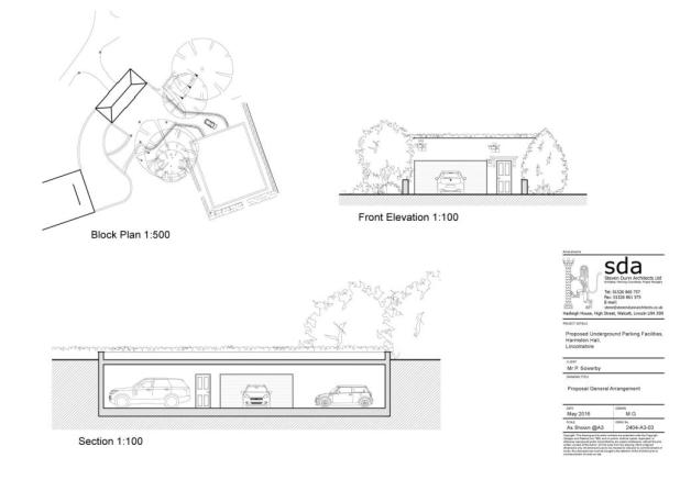 Elevations/Garage