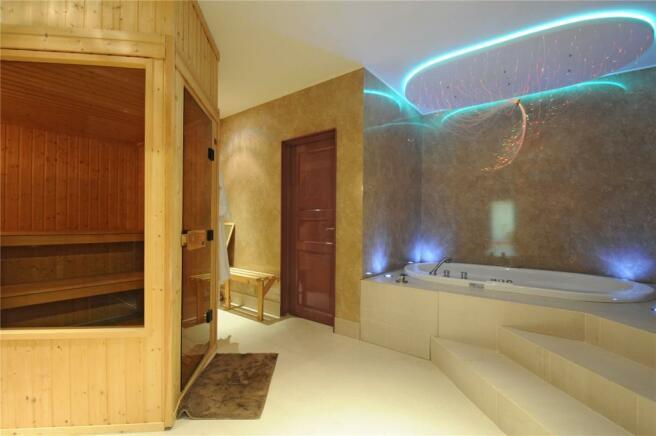 Sauna and Spa