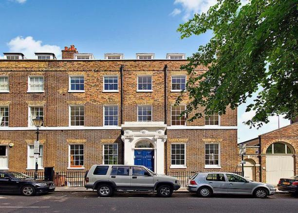 9 bedroom town house for sale in highbury place highbury - Swimming pool highbury and islington ...