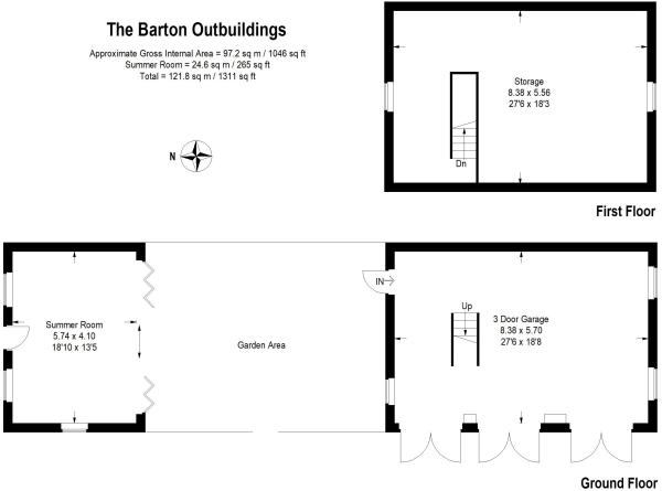 Outbuildings floo...