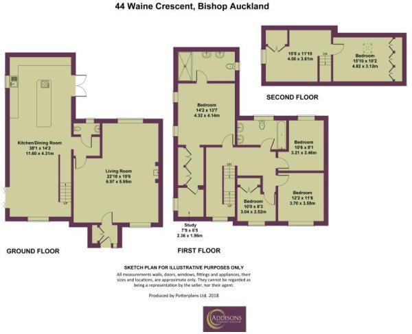 44 Waine Crescent, Bishop Auckland