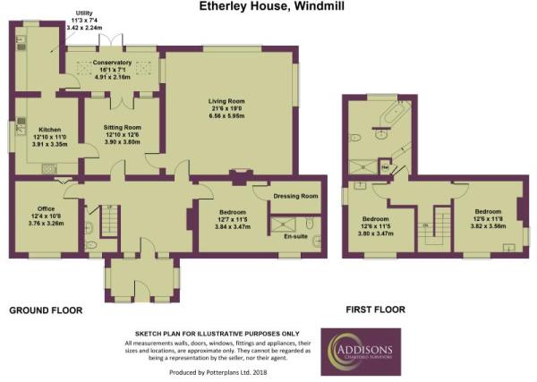 Etherley House, Windmill