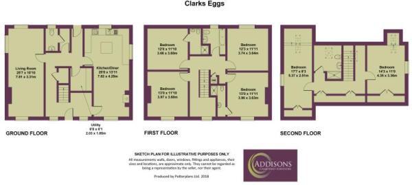 Clarks Eggs