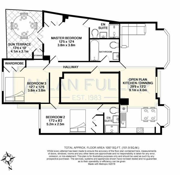 Floor Plan Schubert Road, SW15.JPG