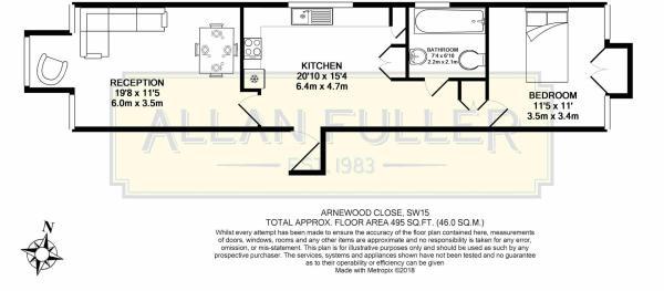 Arnewood Close Floor Plan.JPG