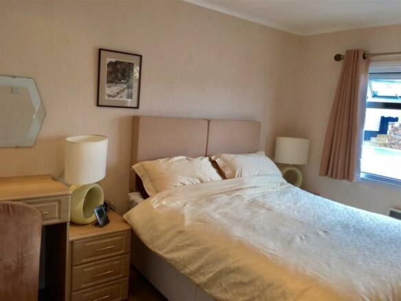 Master Bedroom: