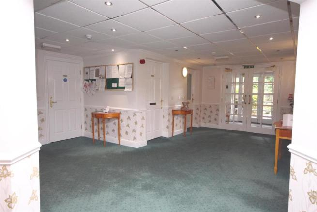 Communal Entrance and Reception