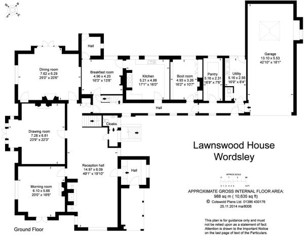Lawnswood House