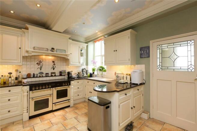 Chetwynd End Kitchen