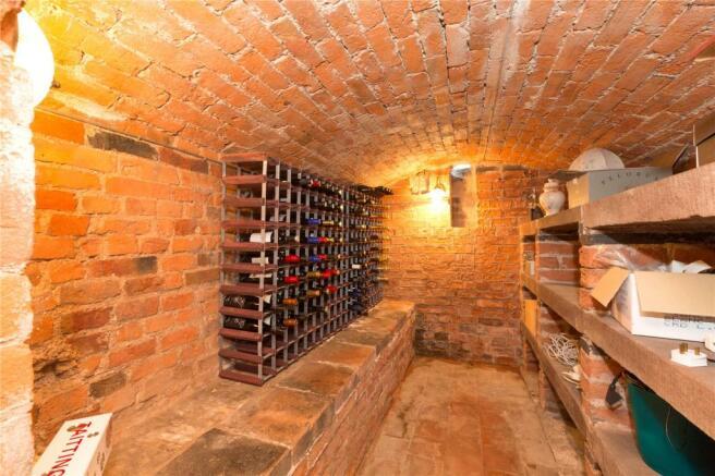 Chetwynd End Cellar