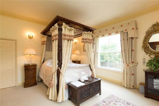 Chetwynd End Bedroom