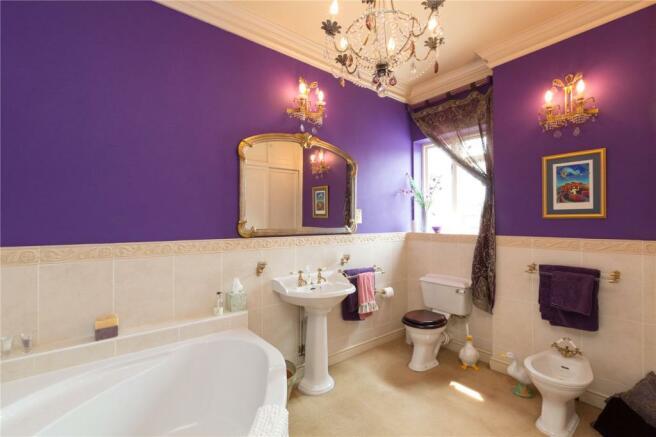 Chetwynd End Bath