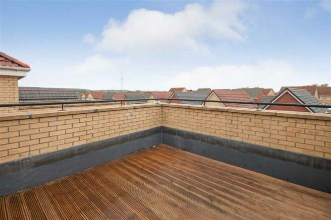 Roof Top Verandah