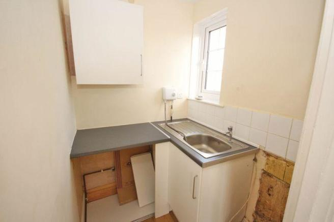 Flat 5 Kitchen...