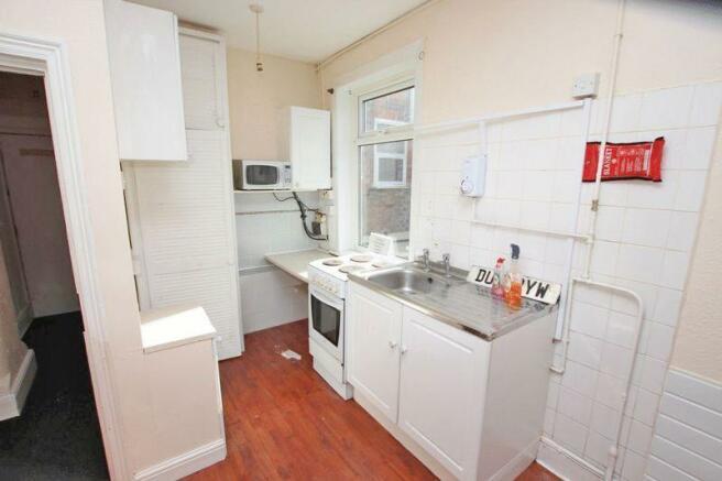 Flat 3 kitchen...