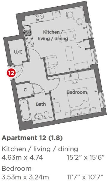 12 RLC - Floor Plan.