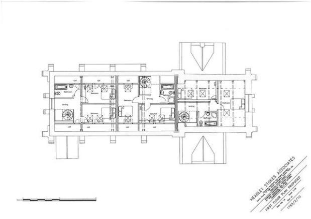 First Floor Plan - Proposed