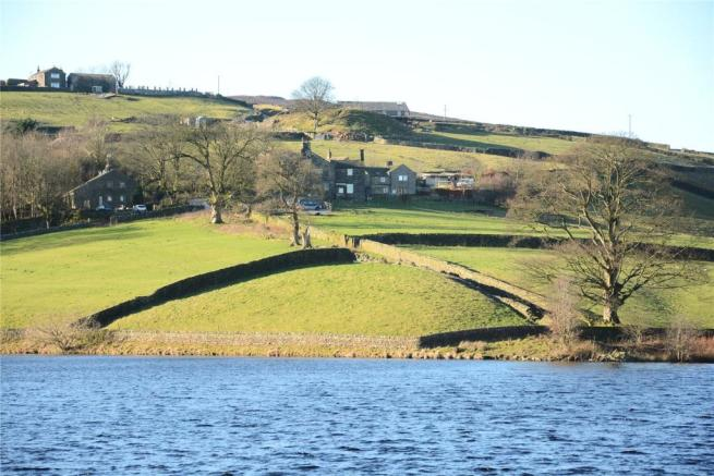 9 Bedroom Detached House For Sale In Ponden Hall Stanbury