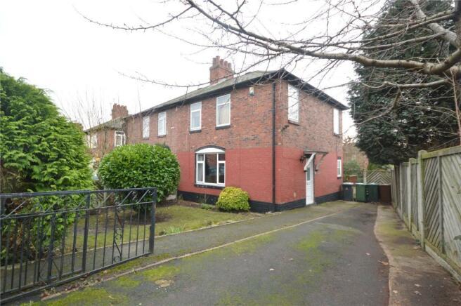 3 bedroom semi-detached house for sale in Cragside Place, Kirkstall ...