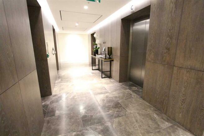 Elavator Hall