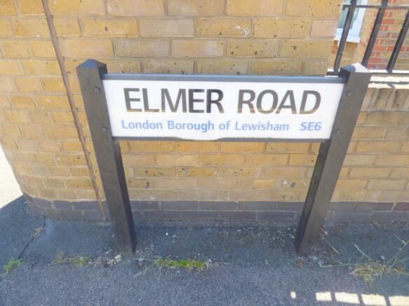 Elmer Road SE6