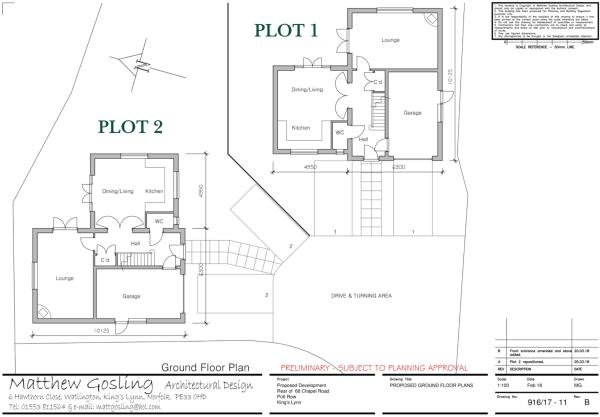 Ground Floor Plot...